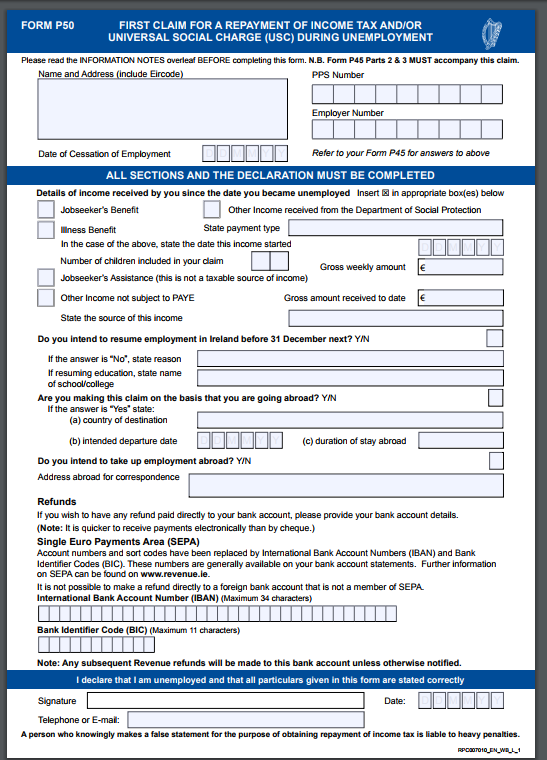 Your Bullsht Free Guide To Paye Taxes In Ireland
