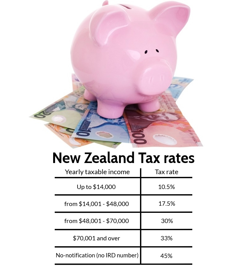 Your Bullsh*t-Free Guide to New Zealand Tax for Working Holidaymakers
