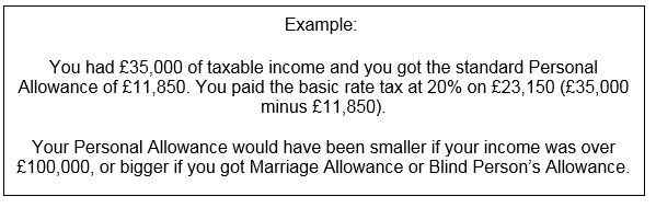 Your Bullsh*t-Free Guide to Income Tax in the UK