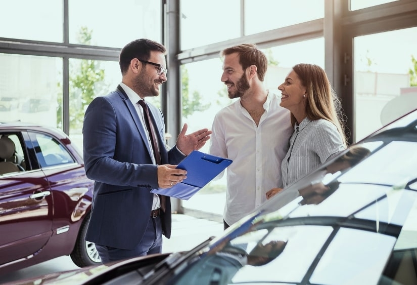 How to get into finance at a car dealership