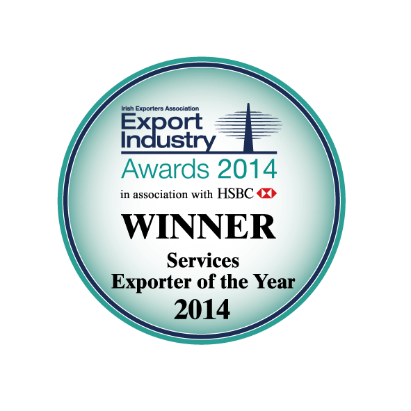 Services Exporter of the Year icon
