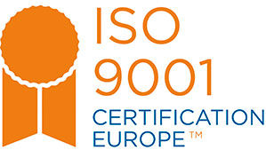 ISO Quality Certification icon