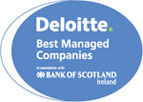 Deloitte Best Managed Company 2010 iconDeloitte Best Managed Company 2010 icon