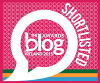 Finalist in The Blog Awards icon