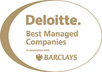 Deloitte Gold Standard Award 2015 icon